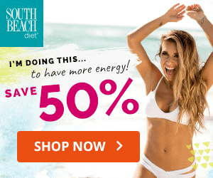Jessie James Decker south beach diet commercial actress