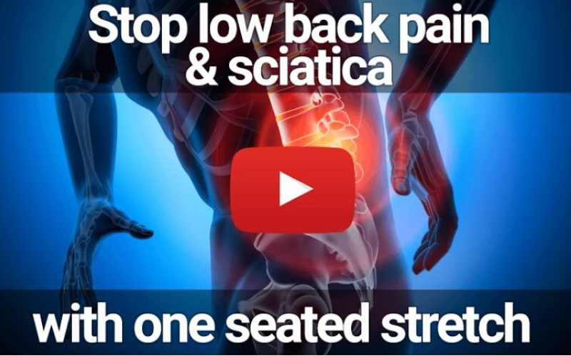 Erase my back pain stretch youtube