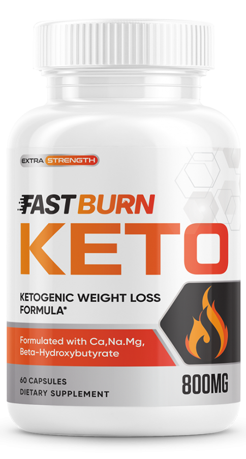 Keto Fast Burn for Weight Loss - Effective Way To Burn Fat Fast