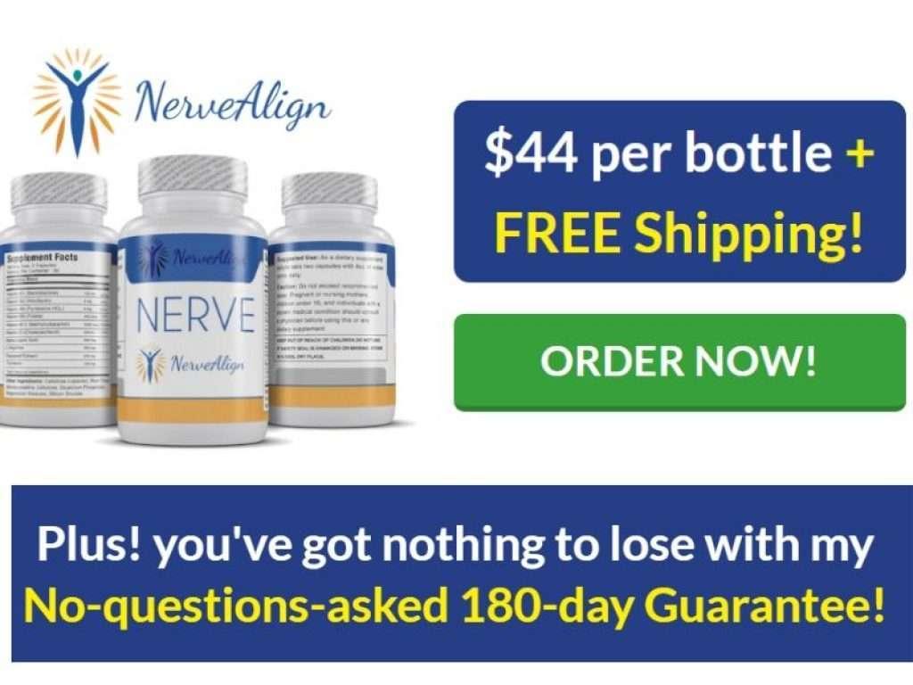 Order Nerve Align supplement
