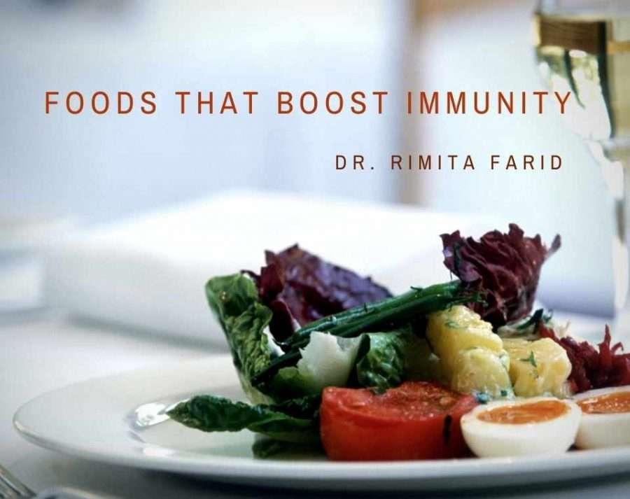20 Foods That Boost Immunity
